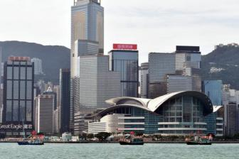 HKSAR key 'window, bridge' to outside world