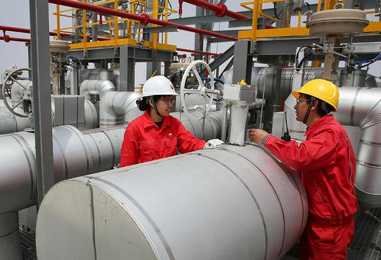 China's industrial profits up 19.1 pct in August